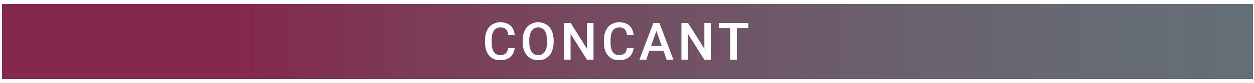 Concant