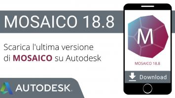 MOSAICO 18.8